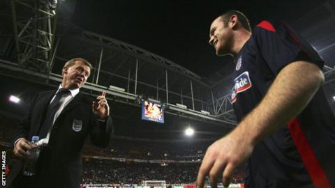 England door open for Rooney