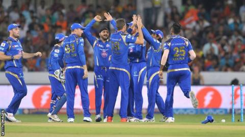 Mumbai Indians are the reigning Indian Premier League champions