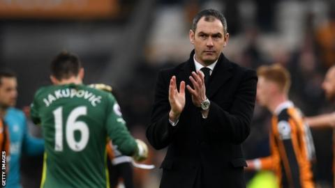 Paul Clement: Pressures of working at Bayern Munich and Swansea are similar