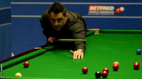 Selby and Higgins lead in quarter-finals