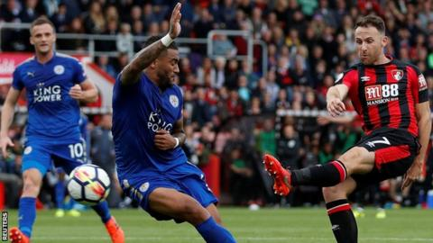 Bournemouth frustrated as Leicester earn a point