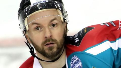 Colin Shields has played more than 500 matches for the Belfast Giants