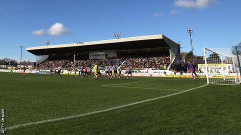 Merseyrail Community Stadium