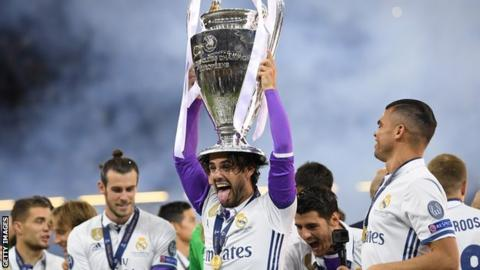 Isco agrees five-year Real Madrid contract