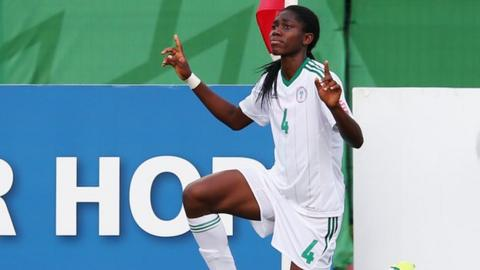 AWCON 2016: Falcons held to 1-1 draw by Ghana
