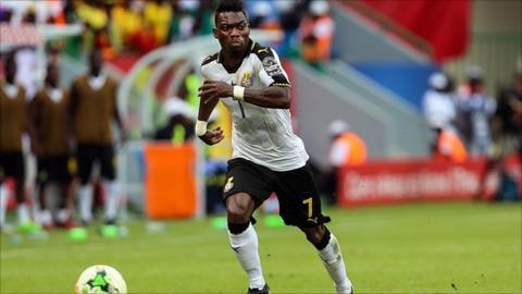 Ghana names 30-man squad for Ethiopia, Mexico & USA matches