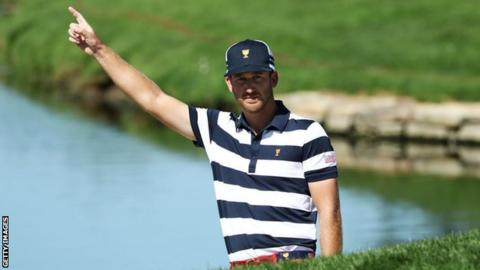 U.S. coast to seventh successive Presidents Cup
