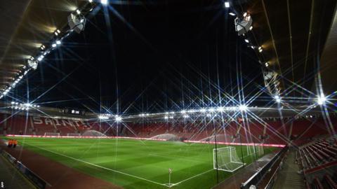 The St Mary's Stadium