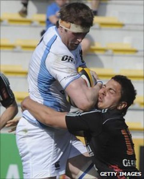 Glasgow Warriors take on Aironi