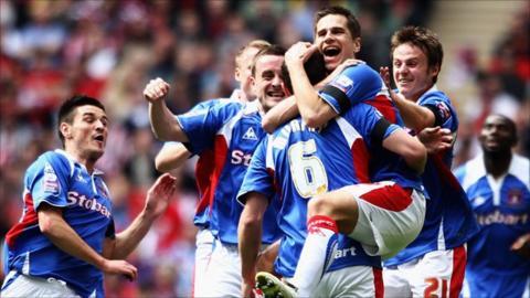 JP Trophy final highlights - Brentford 0-1 Carlise