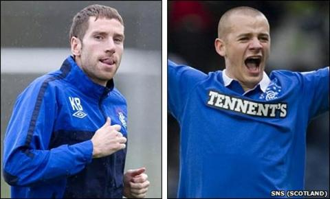 Kirk Broadfoot and Vladimir Weiss