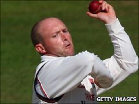 Lancashire spinner Gary Keedy