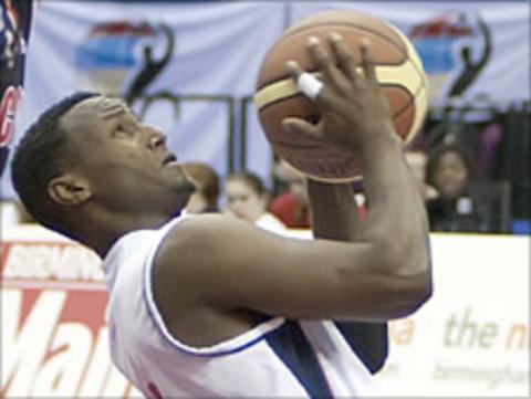 Great Britain wheelchair basketball player Abdi Jama. Pic: SA Images