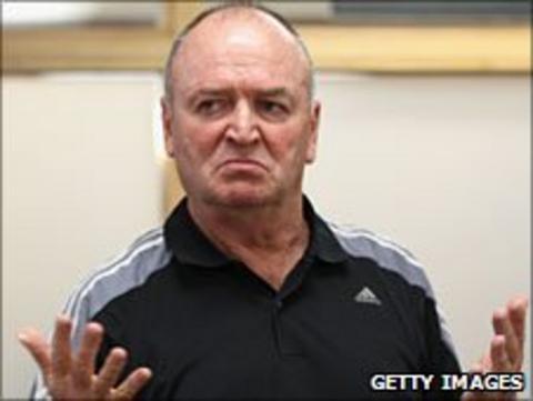 New Zealand coach Graham Henry