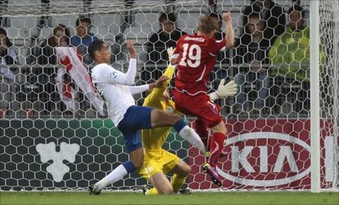 Czech Republic goal