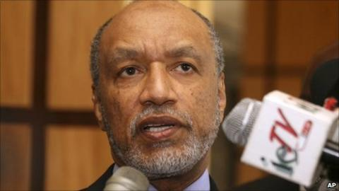 Suspended Fifa executive Mohamed bin Hammam
