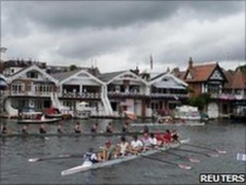 The Henley Royal Regatta 2010