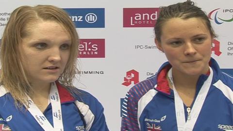 Charlotte Henshaw and Liz Johnson