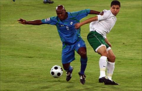 Lesotho vs Libya (2008)