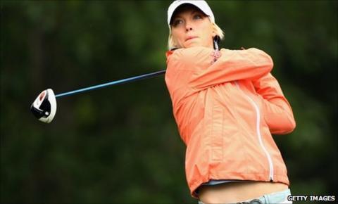 England's Melissa Reid won the Dutch Open