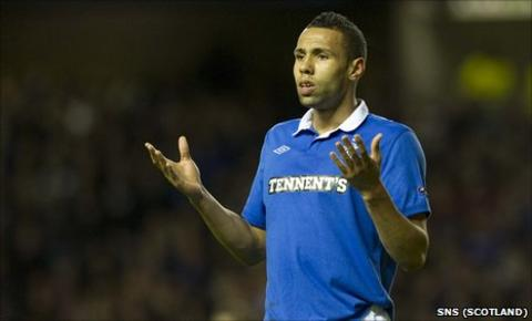 Kyle Bartley made eight starts for Rangers last season