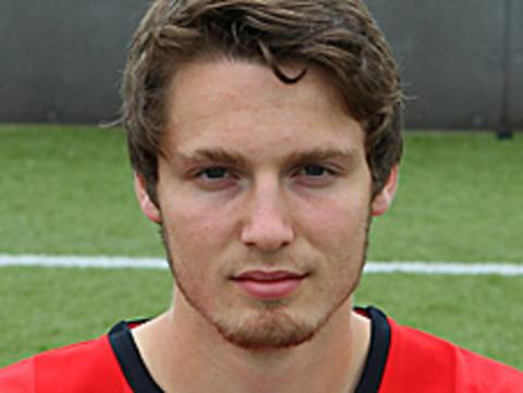 Crewe Alexandra midfielder Nick Powell