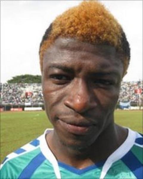 Mohamed Bangura