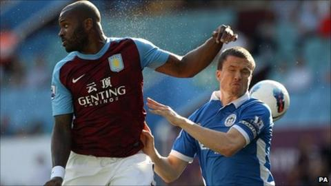 Darren Bent and Gary Caldwell