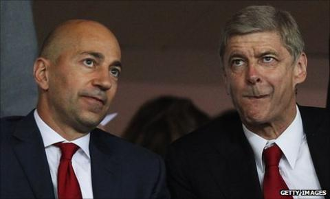 Arsenal chief executive Ivan Gazidis believes in Arsenal's financial model