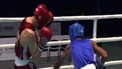 Ron McIntosh reports on the World Amateur Boxing Championships