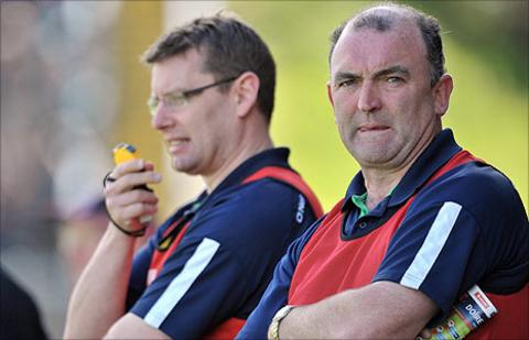 John O'Neill has resigned as manager of Fermanagh