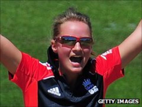 England all-rounder Danni Wyatt