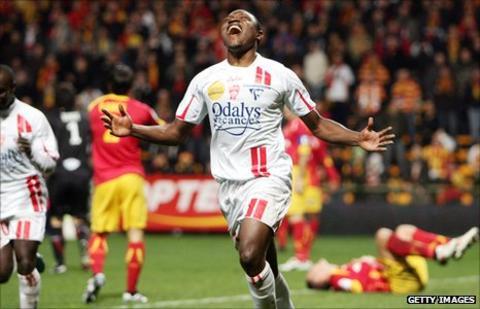Cameroon's Paul Alo'o-Efoulou