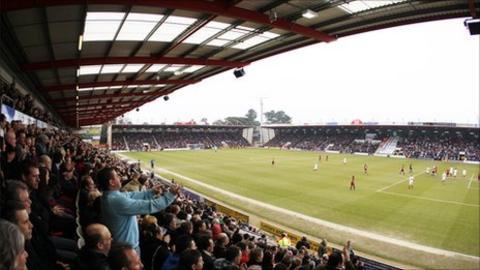 The Seward Stadium