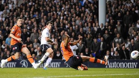 Tottenham's Gareth Bale