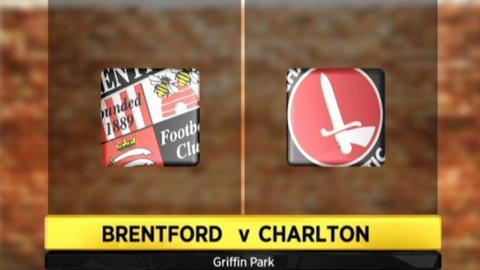 Brentford 0-1 Charlton