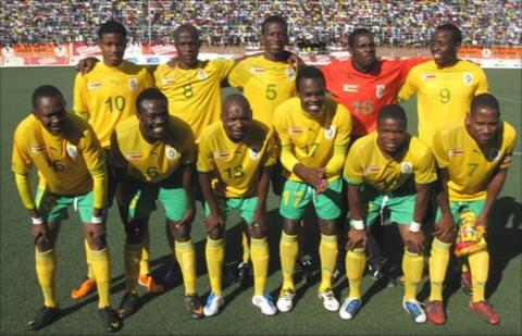 Zimbabwe's Warriors