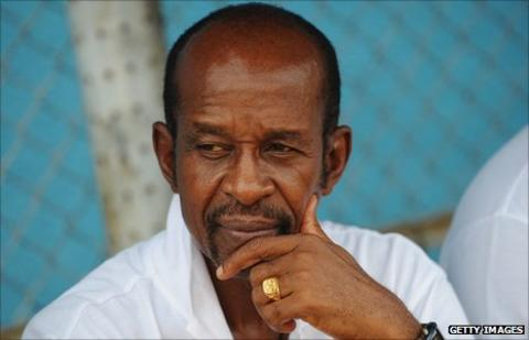 Ex-Enyimba coach Okey Emordi