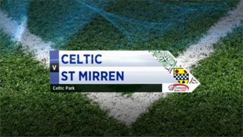 Highlights - Celtic 5-0 St Mirren