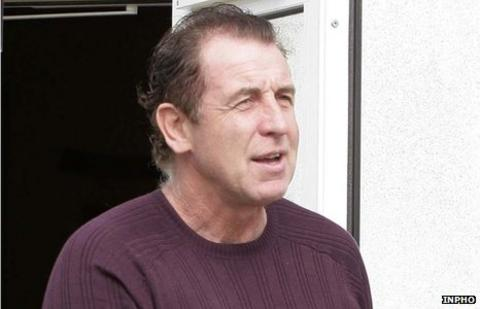 IFA elite player mentor Gerry Armstrong