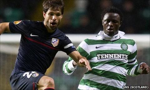 Celtic v Atletico Madrid