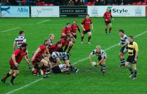 Jersey v Coventry
