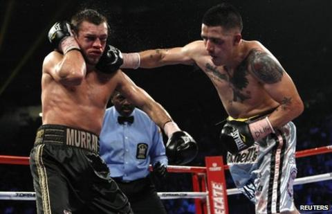John Murray and Brandon Rios