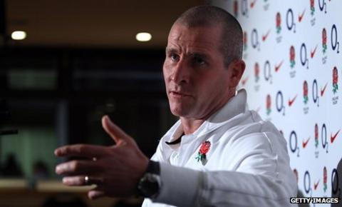 Stuart Lancaster appointed England's new rugby union head coach