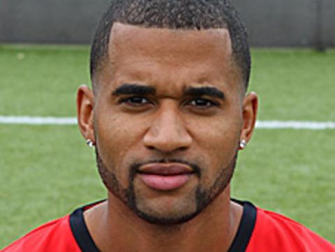 Crewe Alexandra defender Carl Martin