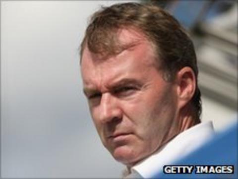 Chesterfield manager John Sheridan