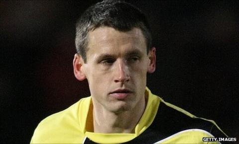 Burton Albion left-back Paul Boertien