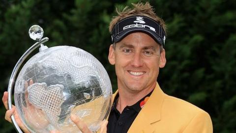 Ian Poulter has now won 15 times as a professional