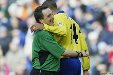 Alan Wiley, Thierry Henry