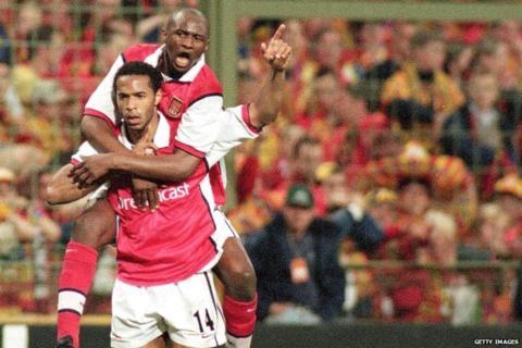 Thierry Henry, Patrick Vieira